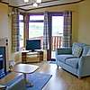 The Lodge at Elie Holiday Park - lounge