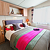 The Castaway holiday home - master bedroom
