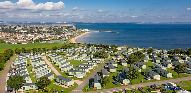 Award-winning St Andrews Holiday Park
