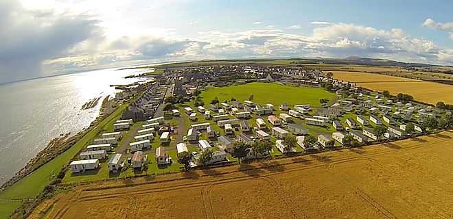 Award-winning St Monans Holiday Park