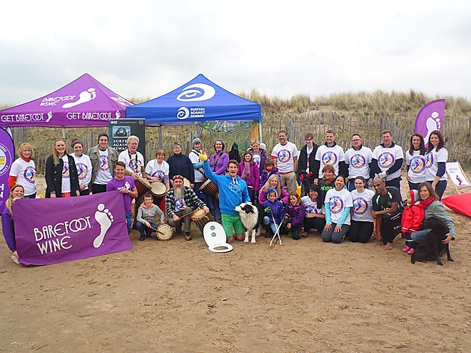 Abbeyford Leisure helps keep St Andrews beaches barefoot friendly