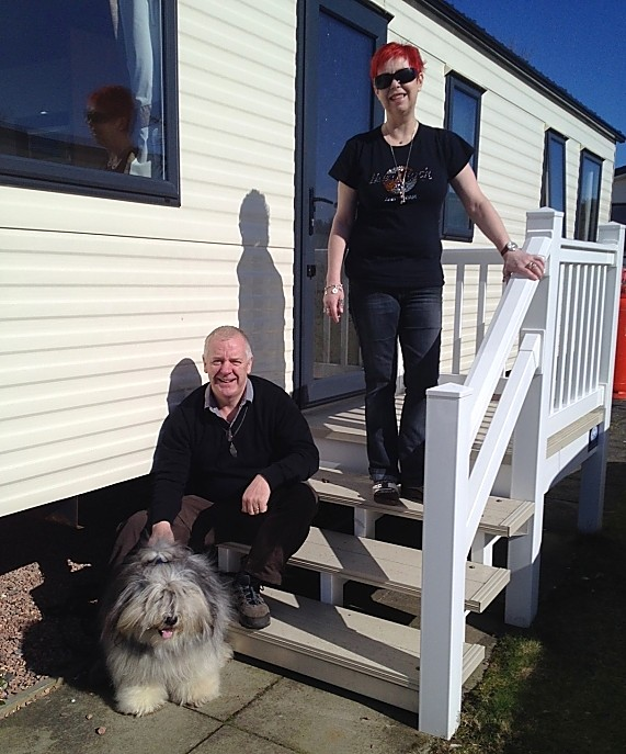 Elie Holiday Park welcomes your waggy-tailed friends