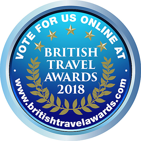 British Travel Awards 2018