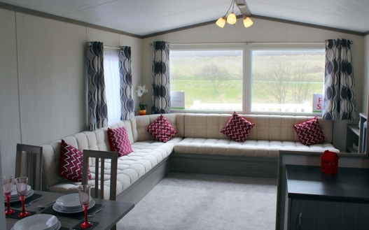 Introducing The Curlew holiday home – exclusive to Abbeyford Leisure