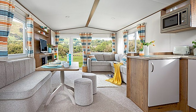 The Ryedale - open plan living