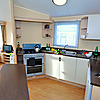 Typical kitchen - pre-owned holiday home
