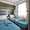 The Antibes - twin bedroom