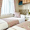 The Ambleside - twin bedroom