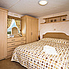 Typical master bedroom - pre-owned holiday home