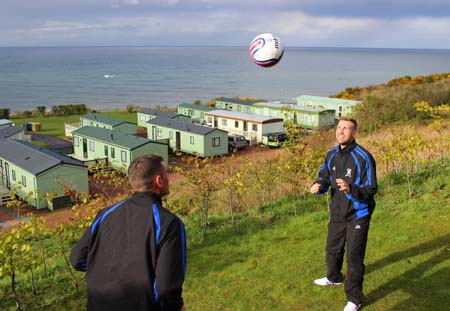 St Andrews United at St Andrews Holiday Park