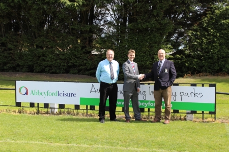 Abbeyford Leisure sponsors St Andrews United