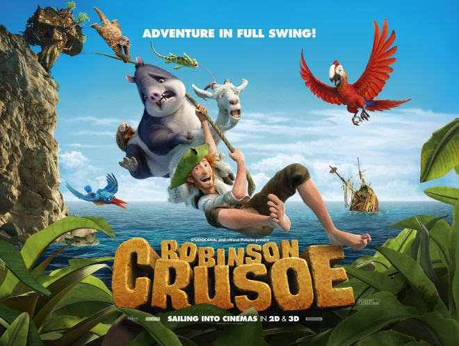 Robinson Crusoe the Movie