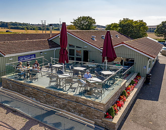 The Braes Sun Terrace St Andrews Holiday Park