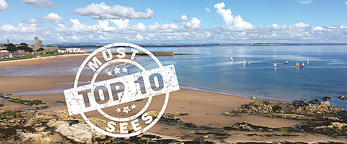 Top Ten Must Sees in Fife 2018